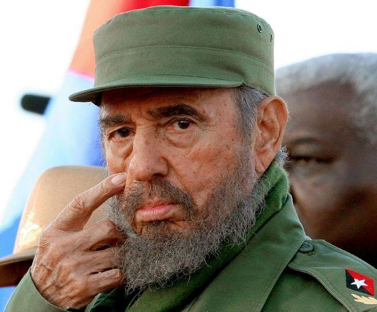 Cuban Dictator Fidel Castro Dead at Age 90