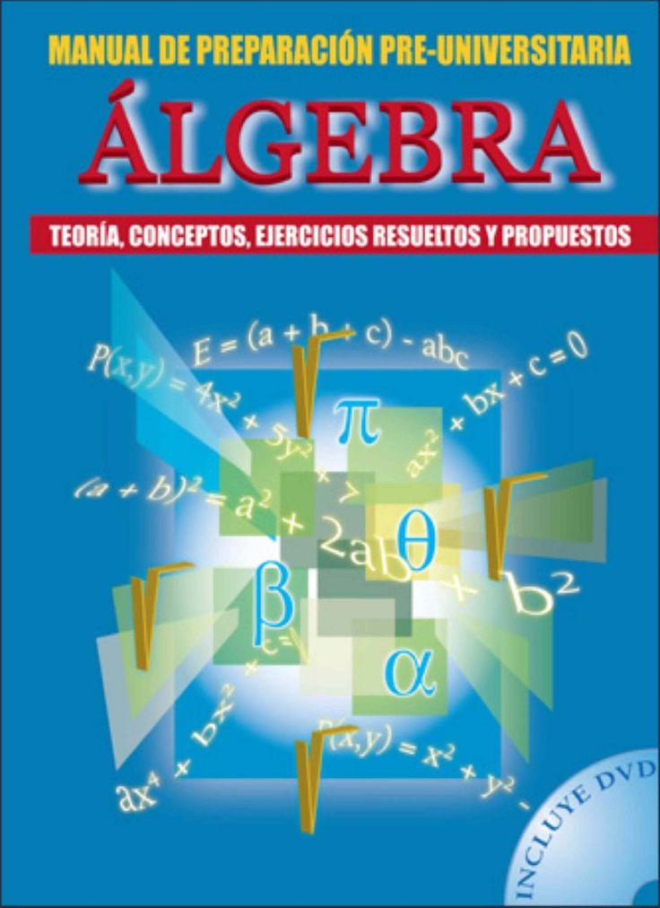 Teoría , conceptos y aplicaciones preuniversitarias