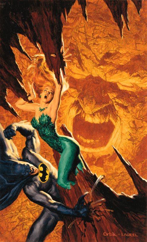 Batman #568 cover by Glen Orbik