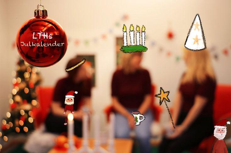LTH's Julkalender 2015