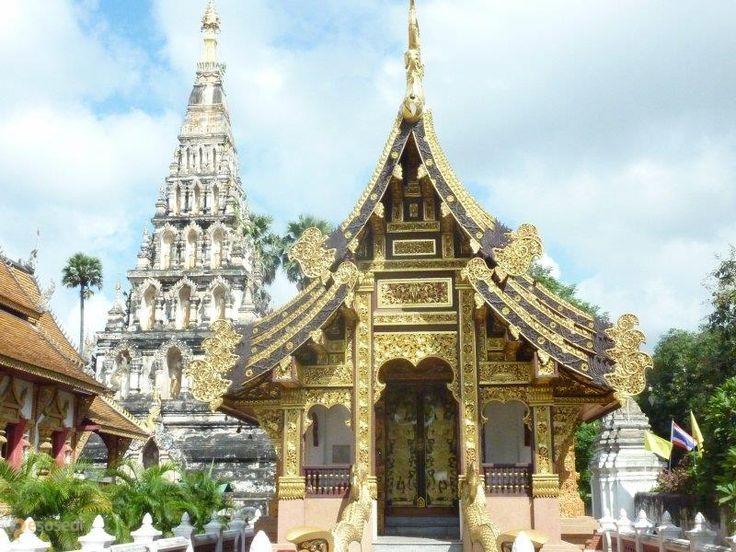 Вианг Кум Кам – #Таиланд #Чиангмай (#TH_50) Древний город, раскопанный археологами  ↳ http://ru.esosedi.org/TH/50/1000476173/viang_kum_kam/
