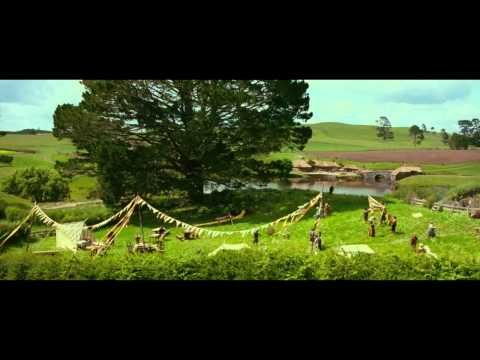 Lord of the Rings: The Fellowship of the Ring - Howard Shore - Concerning Hobbits (The Shire)  *This song!*