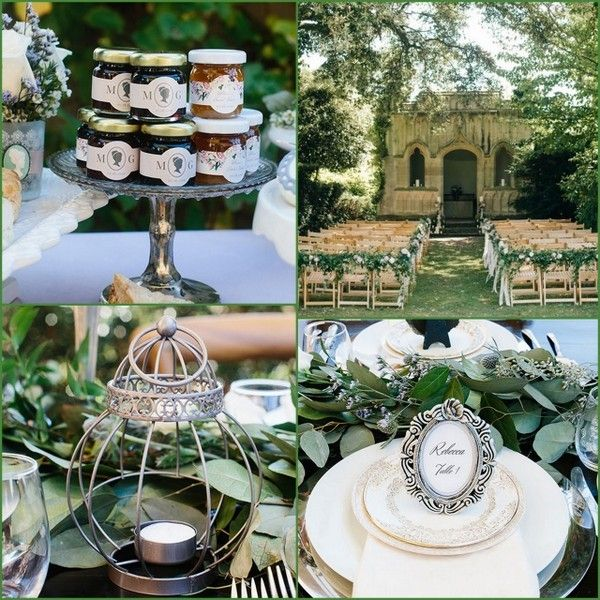 English Garden Wedding Ideas: 33 Best Images About Victorian Wedding On Pinterest