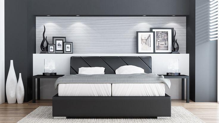 Łóżko Corato