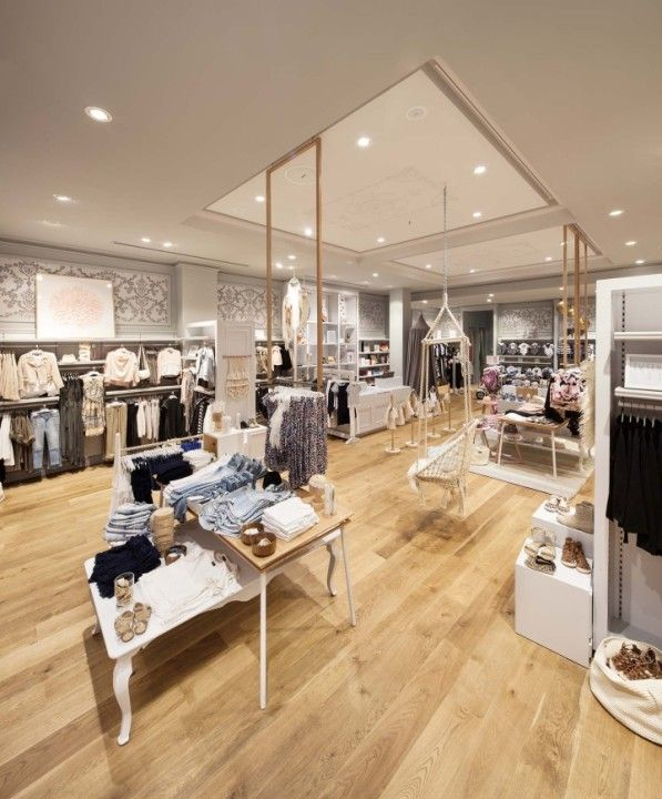 """Bardot Junior Store by Annie Lai Architects at Chadstone Shopping Centre, Melbourne – Australia """" Bardot Junior recently opened the latest flagship concept at Chadstone Shopping Centre, VIC..."""