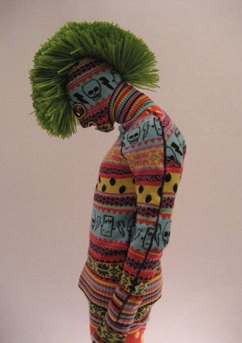 Knitting Freelance : Images about crazy knitting on pinterest