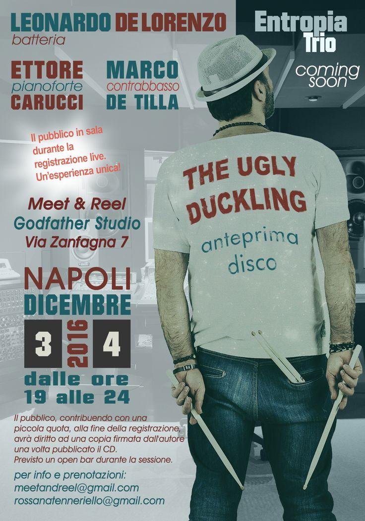 """Meet & Reel"" 3/4 dicembre presso lo studio ""Godfather"" in Via Zanfagna – Napoli con Leonardo De Lorenzo e Marco de Tilla"