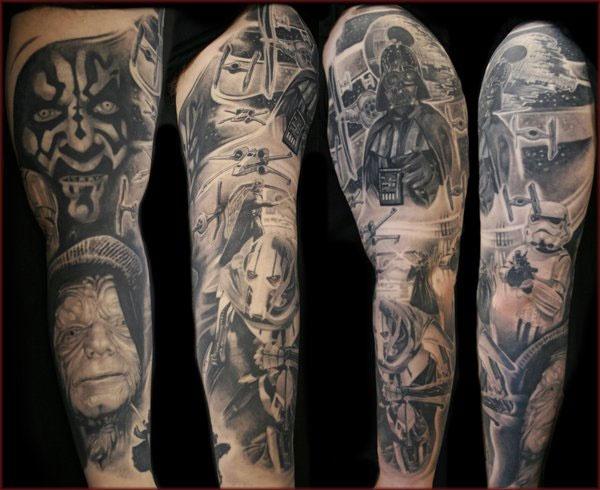37 best images about star wars rose sleeve tattoos on pinterest stormtrooper tattoo sleeve. Black Bedroom Furniture Sets. Home Design Ideas