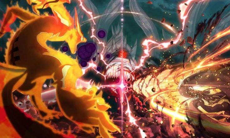 Vídeo combate Naruto Shippūden: Ultimate Ninja Storm 4: Sakura and Hinata vs. Naruto and Sasuke