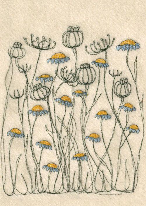 arte en costura y bordado                                                                                                                                                                                 Más