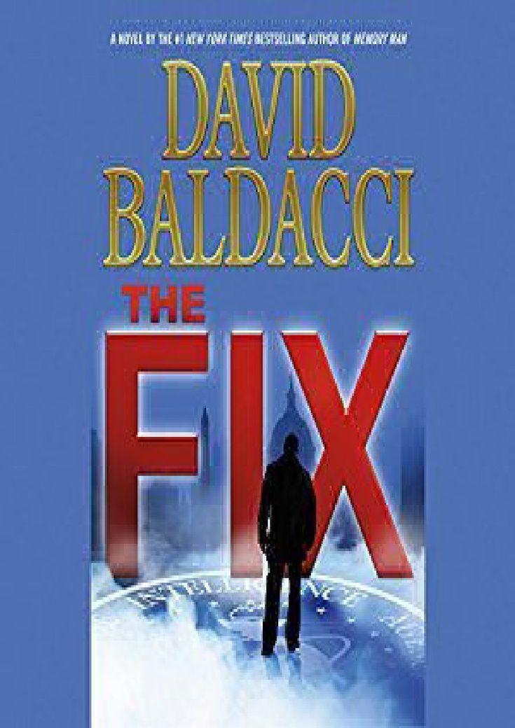 Download pdf the fix amos decker 3 by david