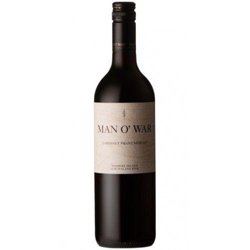 Man O' War Bordeaux Blend