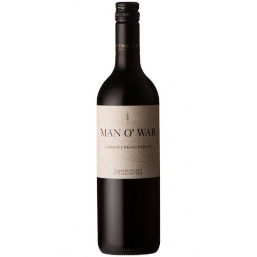 Man O' War Bordeaux Blend