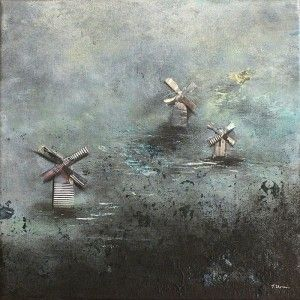 'The Windmills' by Tracey Unwin