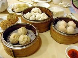 Have to try the vegetarian DIM SUM, wow