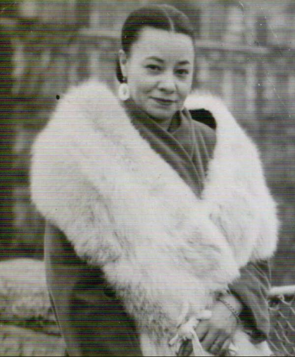 """Mayme Hatcher Johnson was the wife of notorious Harlem Gangster, Ellsworth """"Bumpy"""" Johnson. Johnson was born in 1914 in NC, and moved to New York City in 1938, where she found work as a waitress in"""