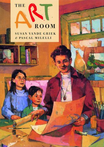 Art Room, written by Susan Vande Griek and illustrated by Pascal Milelli. Emily Carr (1871-1945) was a great artist of the Northwest Coast. One of the few woman painters of her generation, she has been exhibited with and compared to Georgia O'Keeffe and Frida Kahlo, two other women artists whose work is finally receiving the recognition it deserves.