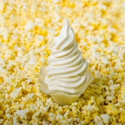 Popcorn Soft Serve // Fuel your passion with more recipes at www.pregelrecipes.com