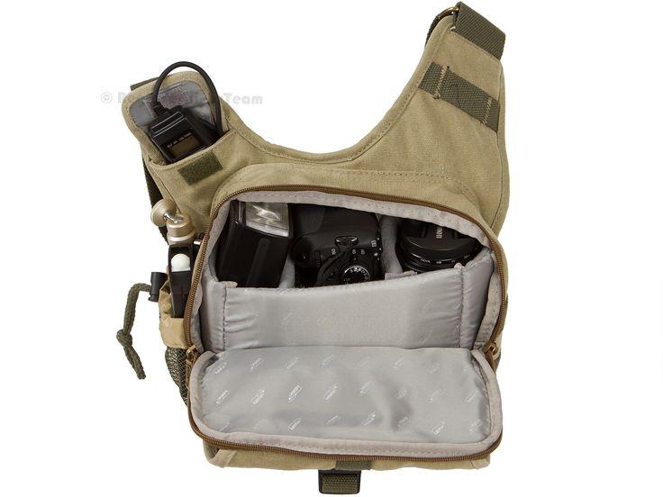 Kalahari Kikao K-51 - Tasche DSLR Kameratasche Fototasche  http://www.photo-bags.de/kamerataschen/kalahari-kikao-k-51.html