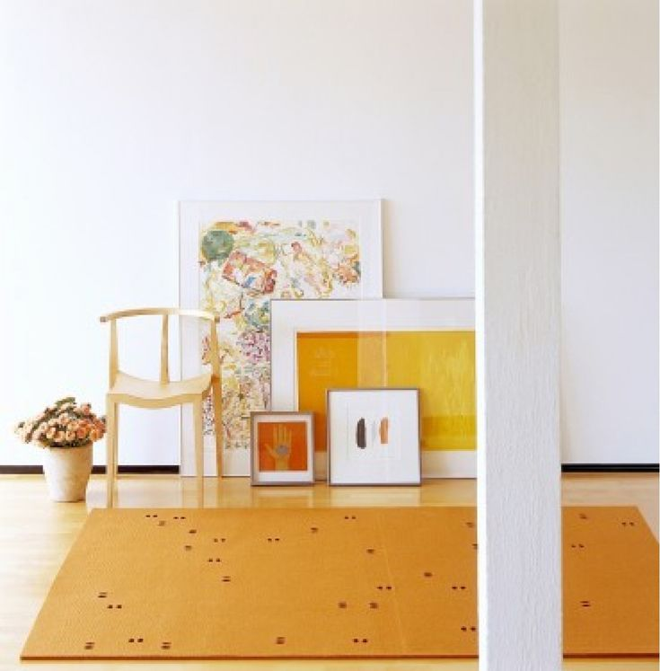 Katalog | OTHER PRODUCTS | Polku Felt Rug