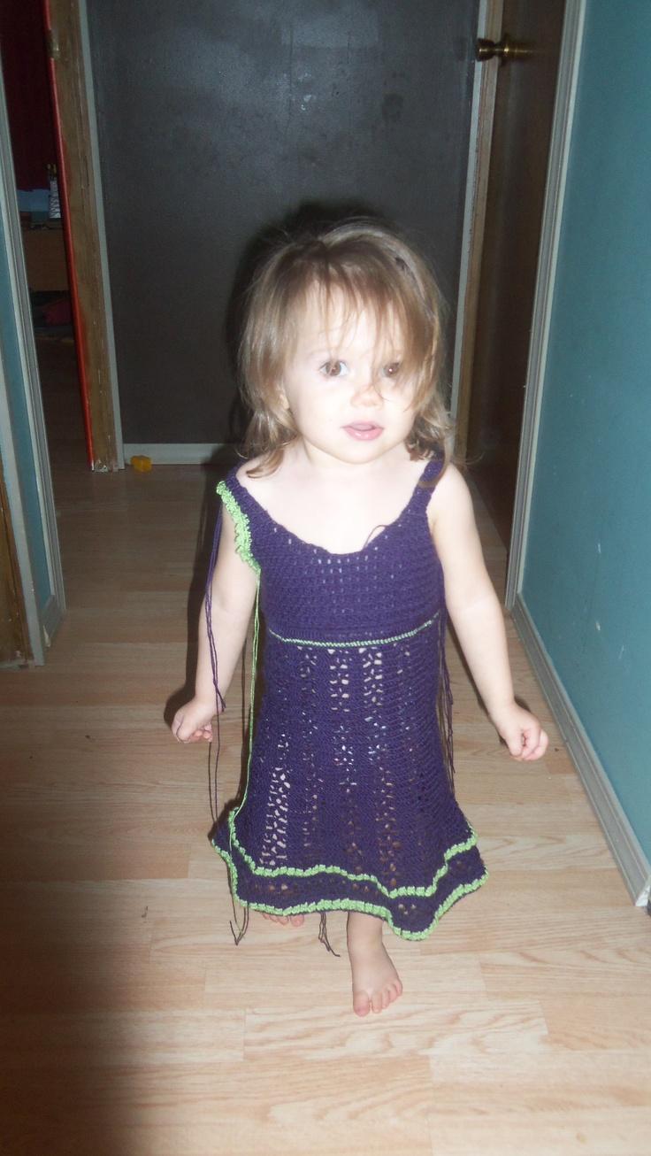 almost finished summer dress... dress = 38 dollars