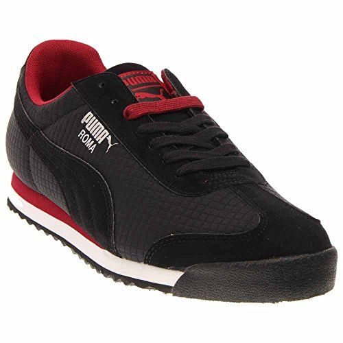 Roma OG Nylon, Sneakers Basses Mixte Adulte, Rouge (Barbados Cherry 03), 39 EUPuma