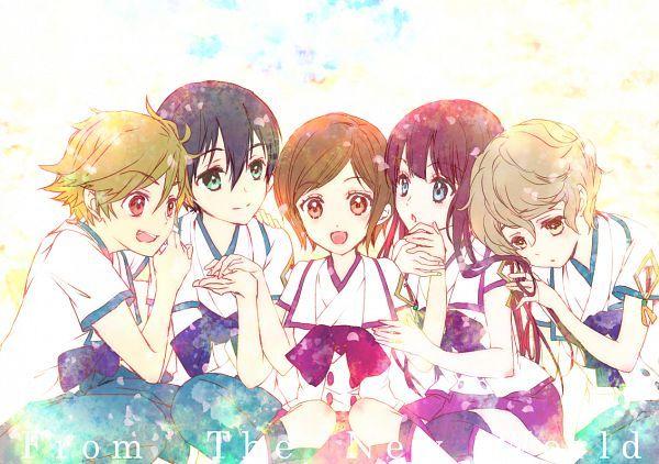 Shinsekai Yori / this anime is awesome