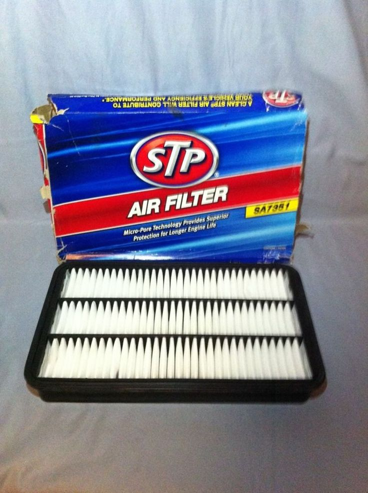 TOYOTA CELICA 95 AIR FILTER STP SA7351 PERFORMANCE CLEANER