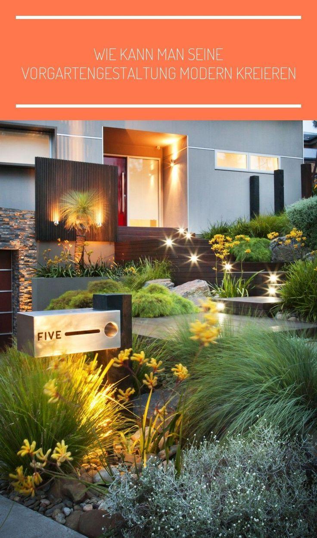 Drought Tolerant Modern Landscape Design Ideas. DIY hard ...