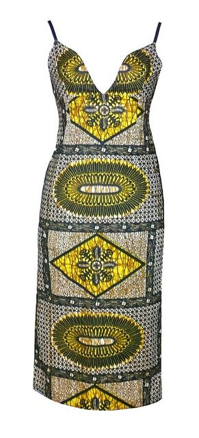"""Afrikan Sunny Dress"" african dress by Jahnhoy Rootical Wear, via Flickr"