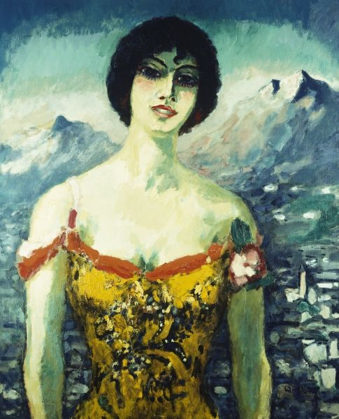 Mallorcan Woman - Kees Van Dongen  ~Repinned Via Anita Brouwers Slager