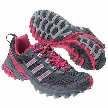 adidas Women's Kanadia Shoe -- love love love these shoes! adidas trail running shoes are the best.
