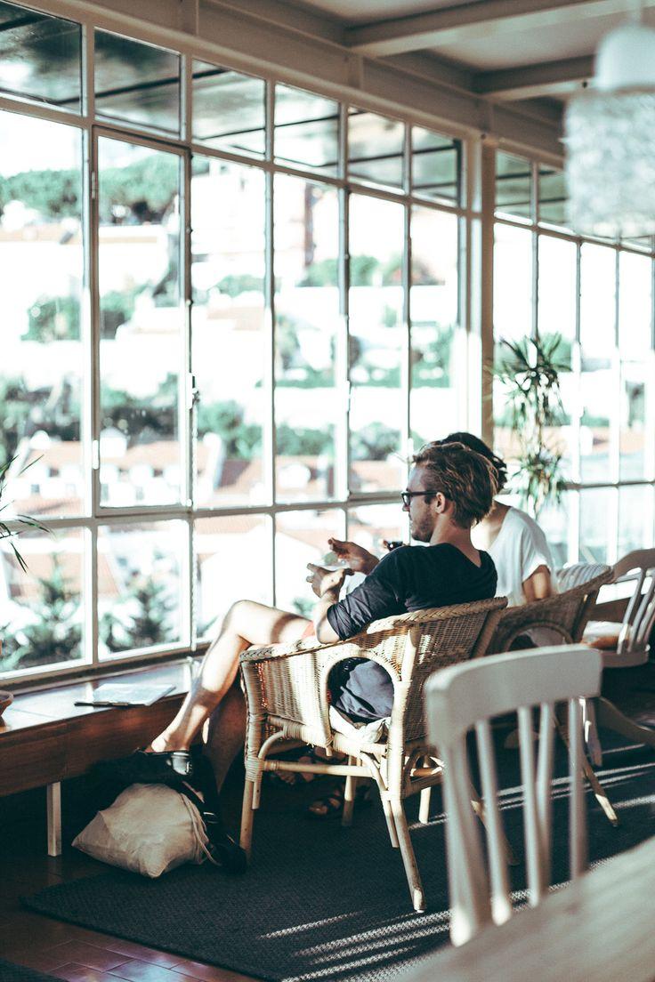 Café da Garagem, Lisbon, Portugal via Daniel Farò
