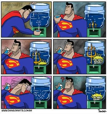 """""""Aquaman is watching you in water-related places........."""""""