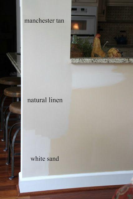 Natural Linen Manchester Tan Basement/Bedroom?