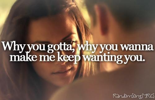 """Why Ya Wanna"" By Jana Kramer. Love this song!!!"