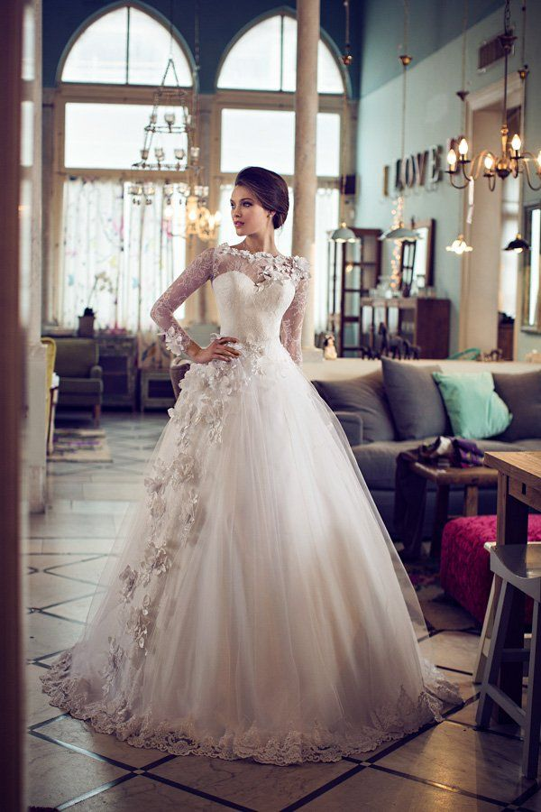 Irit Shtein 2014 Collection | A Belle Affair Weddings & Events | Montreal Wedding Planner