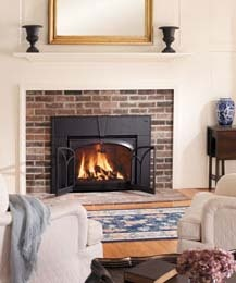Jotul Fireplace insert transformed a non-efficient wood-burning fireplace in our home into a wonderfully efficient hearth....