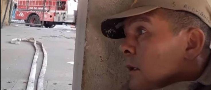 InfoNavWeb                       Informação, Notícias,Videos, Diversão, Games e Tecnologia.  : Bombeiro que publicou vídeo de tiroteio é preso po...