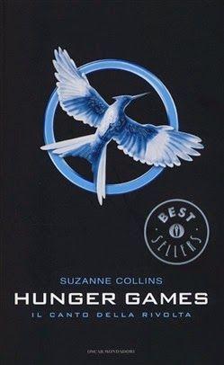 """Libro Fatato: Recensione """"Hunger Games Il Canto Della Rivolta"""""""