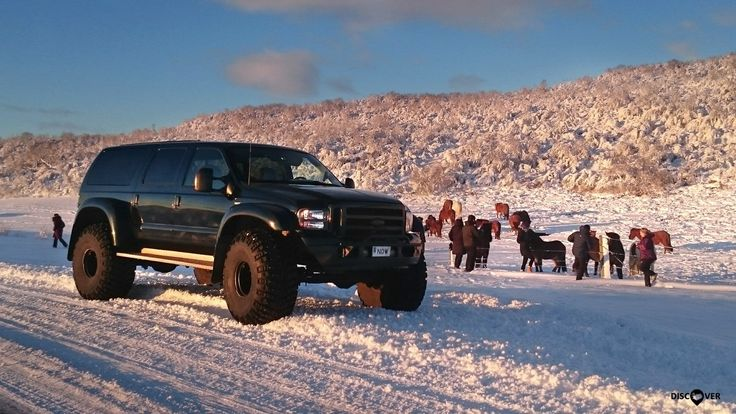 #offroad #superjeep in #Iceland on á #tour :)