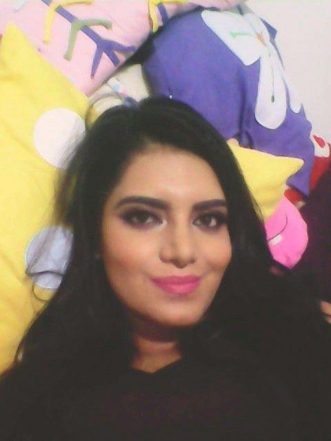 Sayy, maquillaje