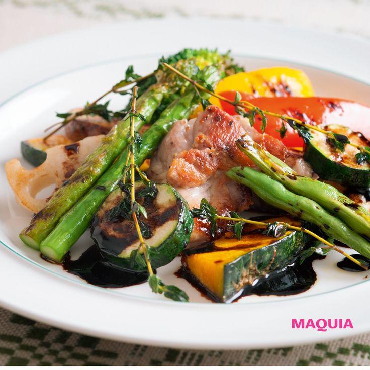 200kcalで大満足な「ごちそうサラダ」レシピが、クックパッドで大人気! | MAQUIA ONLINE(マキアオンライン)