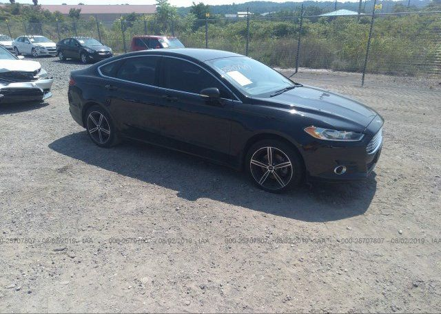 Register And Bid On 2016 Salvage Ford Fusion Car For Sale At