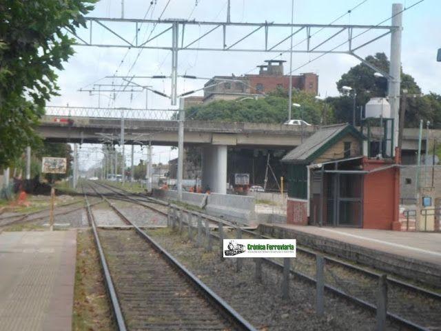 CRÓNICA FERROVIARIA: Otra traba al tren eléctrico: ahora presentan caut...