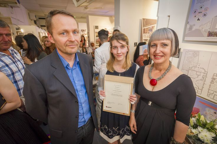 Awards were handed out to recognise the best and most creative students of the year.