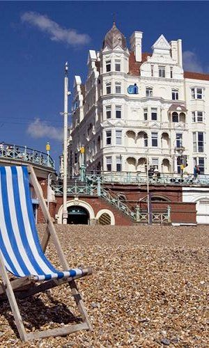Brighton, England (BB)...lucky to have seen the West Pier before the storm in…