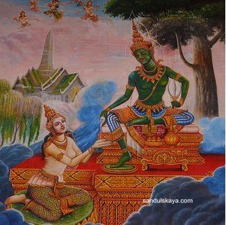 В продолжении начатой темы о богатстве Давайте взглянем на наш мир глазами древних - представьте на минуту, что все силы в нашем мире живые - дожди, снегопад, солнце, океаны, огонь,ветер и т.д. - каждая сила личность. Вообразите, что это сотрудники большого холдинга, назначенные отвечать за тот или иной аспект отрасли в мироздании..  В индуизме из 108 богов, Лакшми - это Богиня, отвечающая за энергию процветания. Это директор банка Вселенной, распорядитель всех бюджетов и…