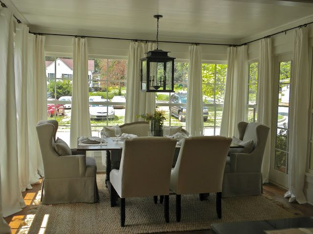 Best 20 Sunroom Window Treatments Ideas On Pinterest