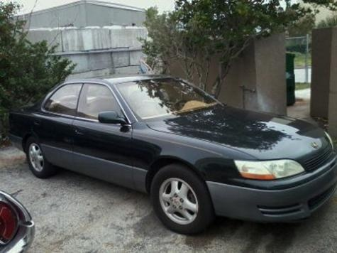 Cheap Lexus ES 300 '94 for sale by owner in Florida, FL — $1400